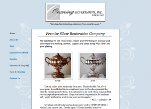 Oexning Silversmiths