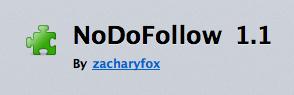 NoDoFollow Logo
